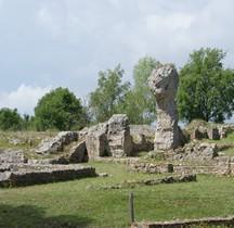 Corse Haute Aleria Site Archéologique