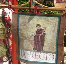 Vexillum Regio IX Liguria Vaison 2014