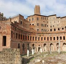 Rome Rione Campitelli Forums Impériaux 5 Forum Trajan Marchés de Trajan