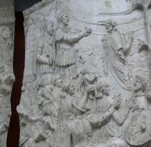 Rome Rione Campitelli Forums Impériaux 5 Forum Trajan Colonne Trajanne Moulages Rome EUR