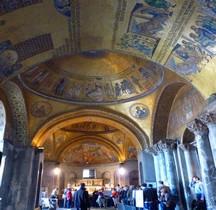 Venise Basilica san Marco Intérieur