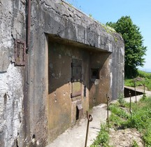 15 SF Haguenau SS Hofen Casemate de Aschbach Est Bas Rhin