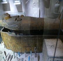 Egypte Sarcophage du General Kaba Marseille  Vieille Charité