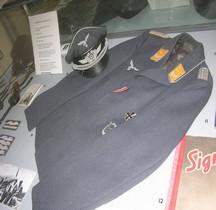 1940 Luftwaffe Waffenrock Leutnant  Duxford