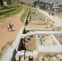 Jordanie Jesrah Gesara Hippodrome