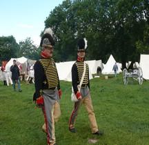 1815 Royal Horse Artillery Waterloo Hougomont