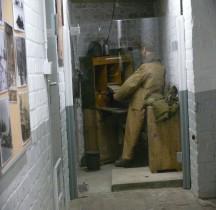 Bastogne Barracks   PC General McAuliffe Secrétariat
