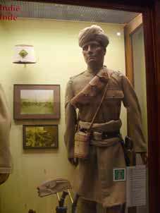 Inde 1917 19e King Georges Own  Lancers  Sergent