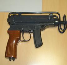 Pistolet Mitrailleur Skorpio VS 61