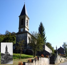Meuse St Mihiel Marbotte Eglise