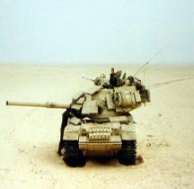 Char Lourd M 60 a1 Irak 2005