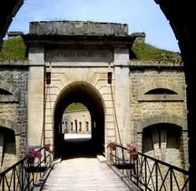 Vosges  Mont les neuf Chateaux Fort de Bourlémont Fort Choiseul