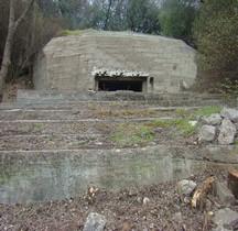 Südwall Hérault Lattes la station Maultier Bunker 2