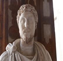 Statuaire 4 Empereurs 6 Commode Rome Palazzo Altemps