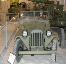 GAZ 67 B Lesany