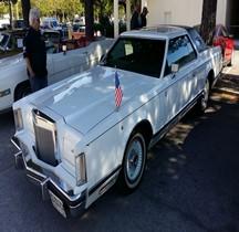 Lincoln 1978 Continental Mark IV  Carnon 2019