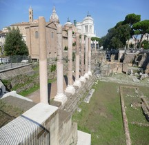 Rome Rione Campitelli Forums Impériaux 3 Forum Vespasien Forum Paix