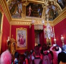Yvelines Versailles Chateau Appartements du Roi Salon de Mercure