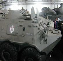 BTR 60 PB Saumur