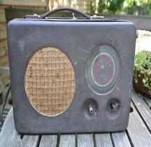 1939 Radio Radione Modell R 2 Wehrmacht Röhrenradio