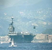 Porte avions USS Saratoga CVA 60 Marseille