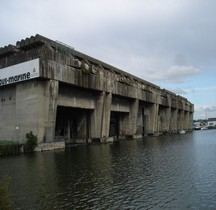 Atlantikwall Gironde Bordeaux U Bunker Bordeaux Bacalan