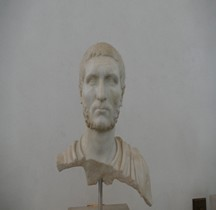Statuaire 6 Empereurs.18 Gallien Rome Palazzo Massimo