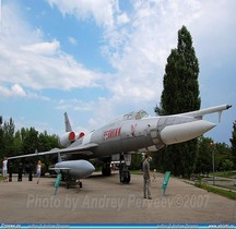 Tupolev TU 22 Blinder