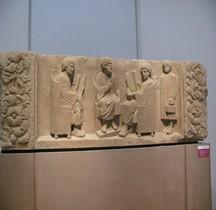 Statuaire Rome Relief Neumagen Ecole Trèves