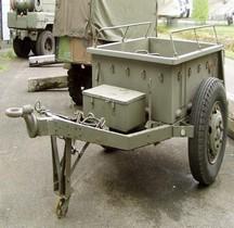 Remorque M10 Ammo Trailer