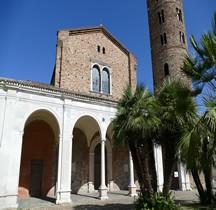 Ravenne San Appolinare Nuovo Exterieur