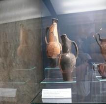Etrurie Céramique Oenochoé Paris