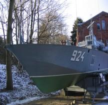 Klein-Torpedoschnellboot Typ Libelle