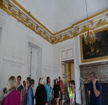 Yvelines Versailles Chateau Appartements du Roi  Salle des Gardes