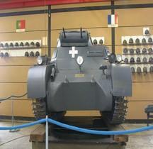 Panzer I Ausf A (SdKfz 101 ) Munster