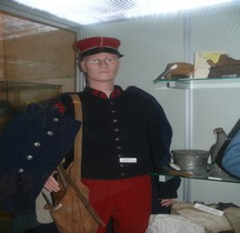 1908 Ouvrier Militaire d'Administration Montpellie