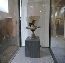 Grece Ionie Calice Paris  Louvre