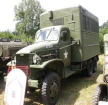 GMC CCKW 353 A2 ST6 Atelier Cabine Tolée