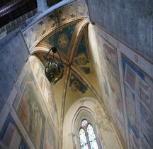 Florence Basilica di Santa Croce Intérieur Capella Peruzzi