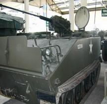 M 114  Command and Reconnaissance Carrier  Saumur