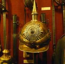 1900 Prusse Pickelhaube Garde du Corps Salon