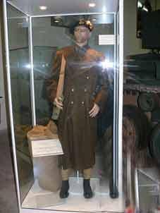 1943 Italie 1st Armoured Car  Rgt Saumur