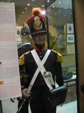 1830 1e Rgt Infanterie Marine Frejus