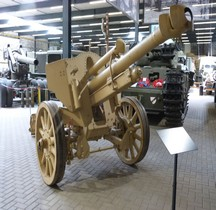 10.5cm LeFH18 leichte FeldHaubitze Overloon