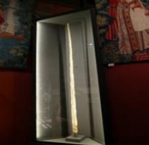 Moyen Age Corne de Narval Cluny