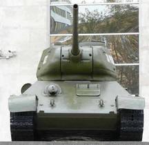 T 34/85  Modele 1944  (Moscou)