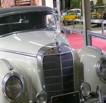 Mercedes 300 S Cabriolet 1952 Bruxelles