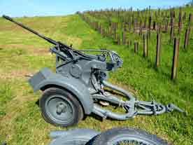 Canon Anti Aérien 2 cm Flak 30 Belgique
