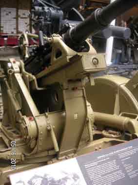 Canon Anti Aérien 2 cm Flak 30 Londres