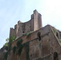 Rome Rione Esquilino Nymphée de Sévère Alexandre